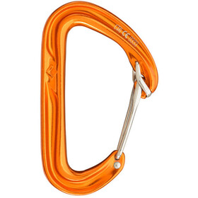 Black Diamond Hoodwire Carabiner bd orange